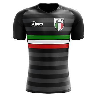 2020-2021 Italië Derde Concept Voetbalshirt