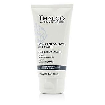 Thalgo Cold Cream Marine Deeply Nourishing Mask - For Dry Sensitive Skin (salon Size) - 150ml/5.07oz