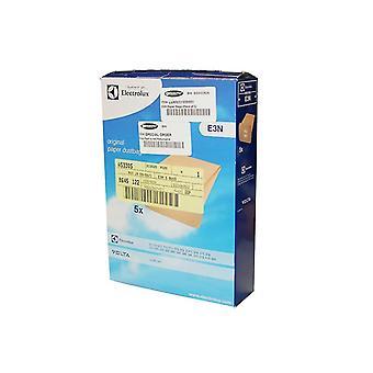 Electrolux støvsuger renere papirpose - pakke med 5 (E3N)