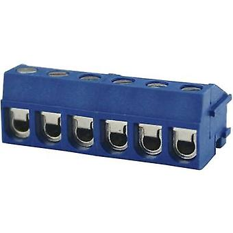 Degson DG332K-5.0-03P-12-00AH-1 Screw terminal 2 mm² Number of pins 3 Blue 1 pc(s)