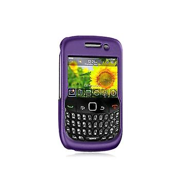 OEM Verizon BlackBerry Curve 8530 Snap sur l'affaire - violet (emballage en vrac)