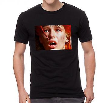 Le cinquième élément peur Leeloo noir T-shirt homme