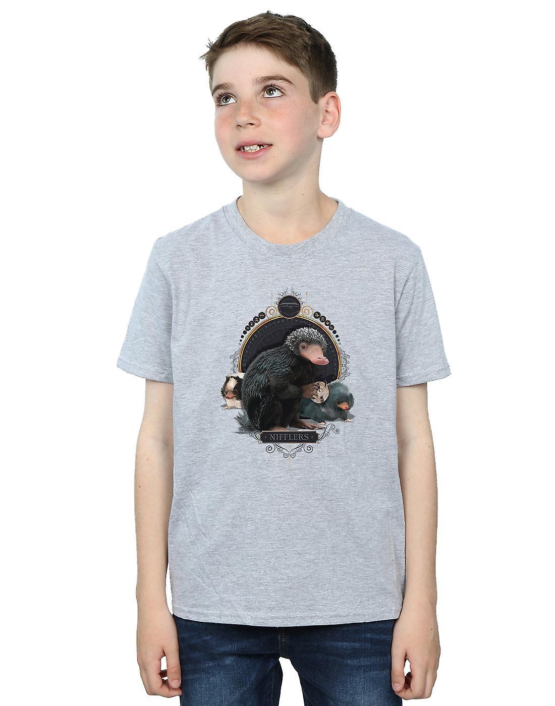 Fantastic Beasts Boys Baby Nifflers T-Shirt