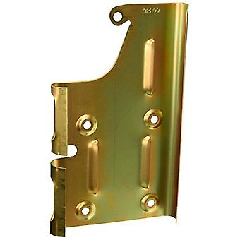 Milodon 32200 Gold Zinc Plated Louver Designed Windage Tray for Generation 4/5/6 Big Block Chevy