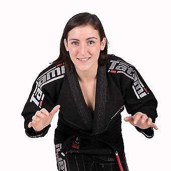 Tatami Fightwear Estilo 6,0 damer BJJ Gi svart/Silver