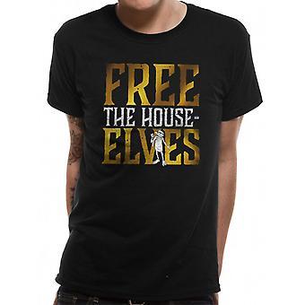 Harry Potter-Free La casa Elfi T-Shirt