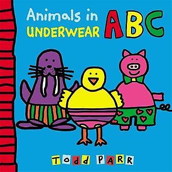 Animali in biancheria intima ABC da Todd Parr - 9780316207362 libro