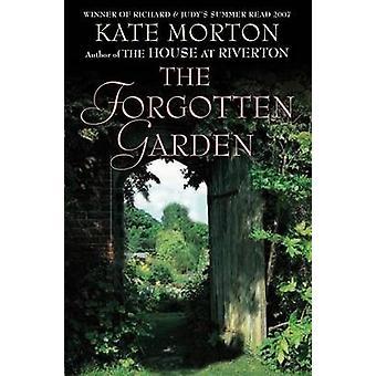 Der vergessene Garten von Kate Morton - 9780330449601 Buch (ungekürzt)
