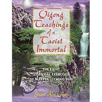 Qigong läror en taoistiska odödliga - de åtta grundläggande övningarna