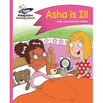 Behandlingen Planet - Asha är sjuk - rosa B - komet Street Kids av Adam Guil