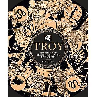 Troy af Nick McCarty - 9781787390911 bog