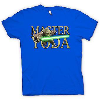 Dla dzieci T-shirt - Mistrz Yoda - Jedi - Star Wars - film