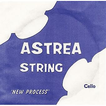 Astrea Cello String for 1/2 to 1/4 - Complete Set or Individual C, G, D or A