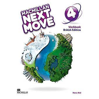 Macmillan nächsten Zug - Stufe 4 von Hans Mol - 9780230466531 Buch