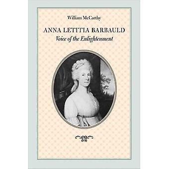Anna Letitia Barbauld: Stemmen til opplysningstiden