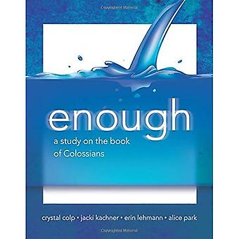 Enough: A Study on the Book of Colossians