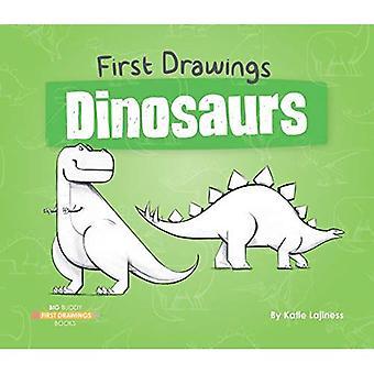 Dinosaures (premiers dessins)
