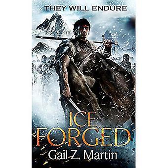 Ice smidda: Bok 1 av Ascendenten riken Saga