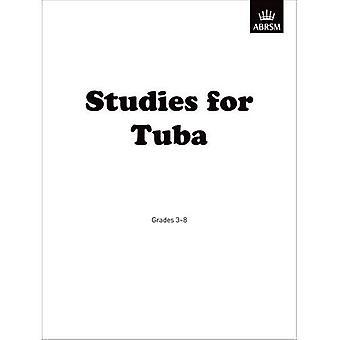 Studi per Tuba: Grades 3-8
