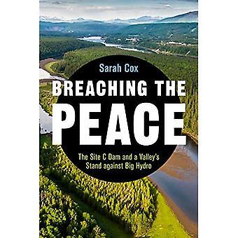 Overtredingen van de vrede: de Dam Site C en van een vallei Stand tegen grote Hydro