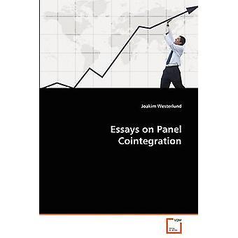 Ensaios sobre painel de co-integração por Westerlund & Joakim