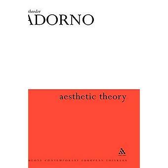 Teoria estetica di Adorno & Theodor Wiesengrund