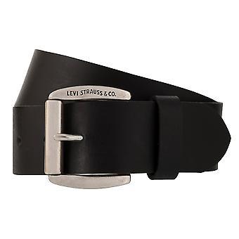 Los pantalones vaqueros de Levi BB´s cinturones hombre cinturones cuero correa negro 7834