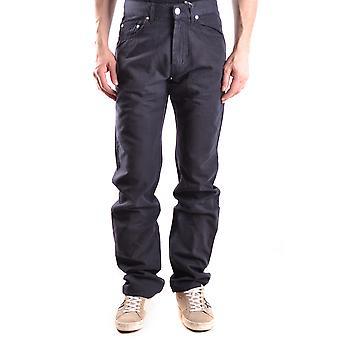 Gant Ezbc144019 Uomini's Black Denim Jeans