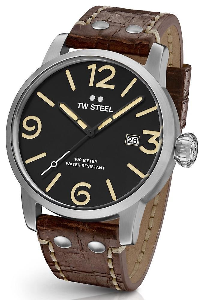 TW Steel Ms2 Maverick Watch 48 Mm