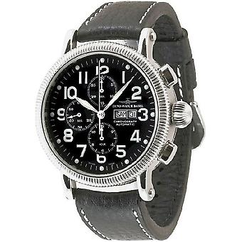 Zeno-Watch Herrenuhr Nostalgia XL Chronograph-Date 88077TVDD-a1