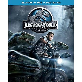Jurassic World [Blu-ray] USA import