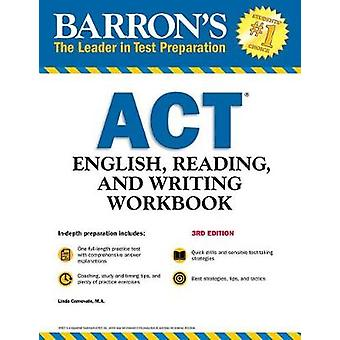 Barron's ACT English - Reading - and Writing Workbook by Barron's ACT