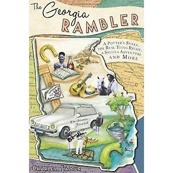 The Georgia Rambler - A Potter's Snake - the Real Thing Recipe - a Sat