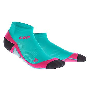CEP Womens Dynamic + calzini a compressione a taglio basso