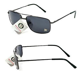 Oakland Athletics MLB polarizada metal marco gafas de sol