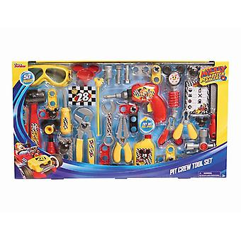 Ensemble d'outils Mickey And The Roadster Racers Pit Crew