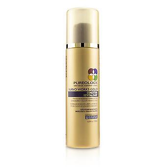 Pureology nano werkt Gold condition (Youth-verzachtende formule voor veeleisende gekleurd haar)-200ml/6.8 oz