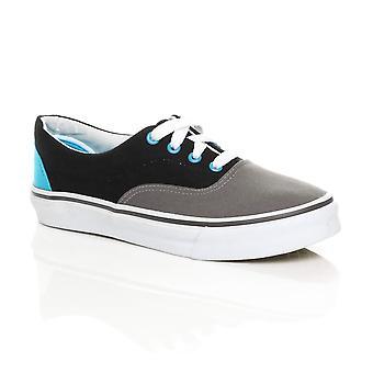 Ajvani naisten kankaalle pitsi ylös pumput tennareista kouluttajat lenkkarit Skate kengät