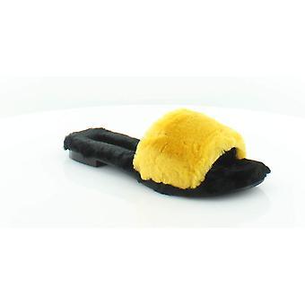 AVEC MODEROVANIE Dámske Kitzbuhel kožušiny Open Toe ležérne slide sandále