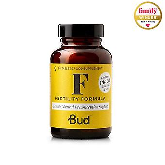 Bud Nutrition Female Fertility Formula Tablets 60