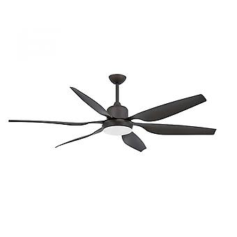 Energy-saving ceiling fan Tilos with light and remote