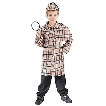 Bristol novinka/děti Sherlock Holmes kostým
