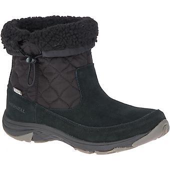 Merrell Womens Approach Nova Bluff Waterproof Winter Boots