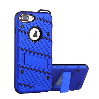 iPhone 8 Plus och 7 Plus Blue Case - Armor Case