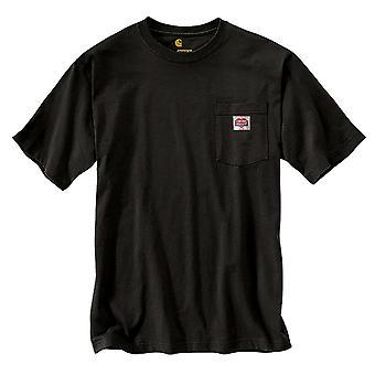 T-shirt dos homens de Carhartt K87 ícone