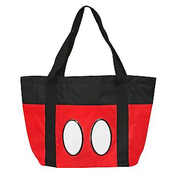 Mickey Maus 16 X 13 Canvas Strandtasche