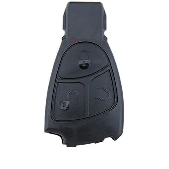 Custom To Suit Mercedes-Benz Class 3 Button Remote Key Replacement