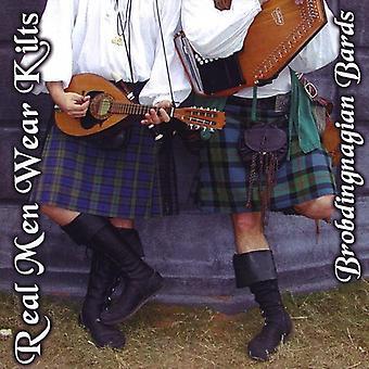 Brobdingnagian Barden - echte mannen dragen Kilts [CD] USA importeren