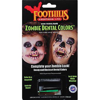 Kit de Colores Dentales para niños