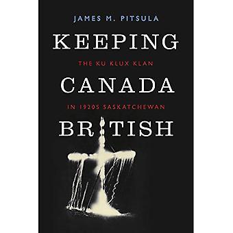 Garder le Canada britannique